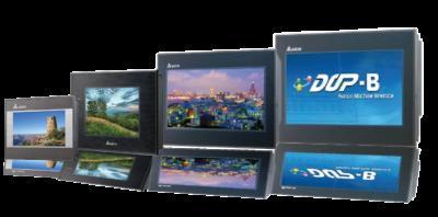 hmi delta 400x198 - HMI دلتا DOP-103BQ صفحه نمایش 4.3 اینچ