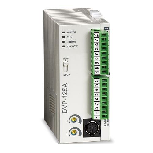plc delta DVP12SA11R 1 - PLC دلتا -DVP12SA11