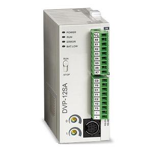 PLC دلتا DVP12SA11